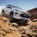 New Mitsubishi L200 pickup launched