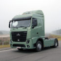 New Actros based MAZ goes on sale