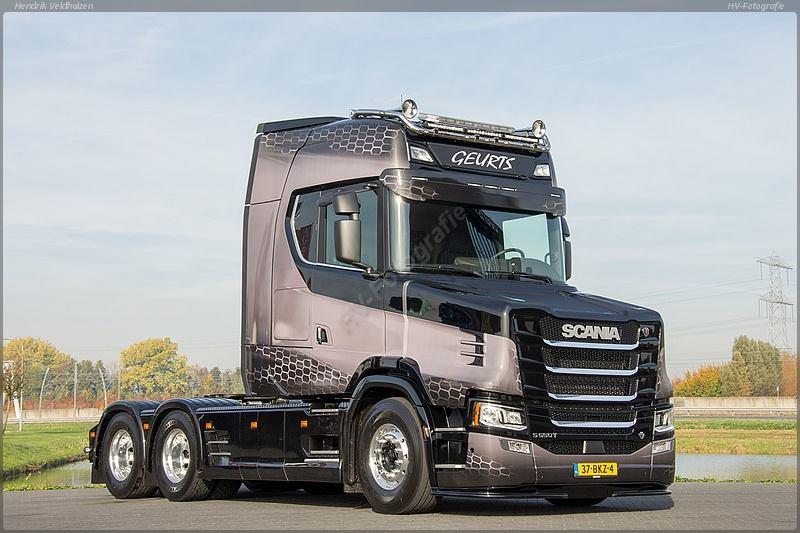 Scania 'Nextgen' T model for Geurts Trucks – Iepieleaks