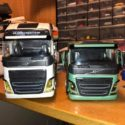 Volvo FM scale model!