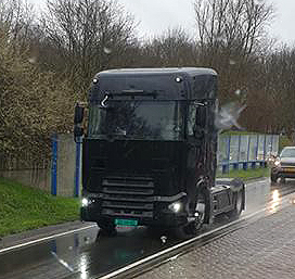 There Have Been Rumours For A Long Time About The New Project But Now One Of Prototype Trucks