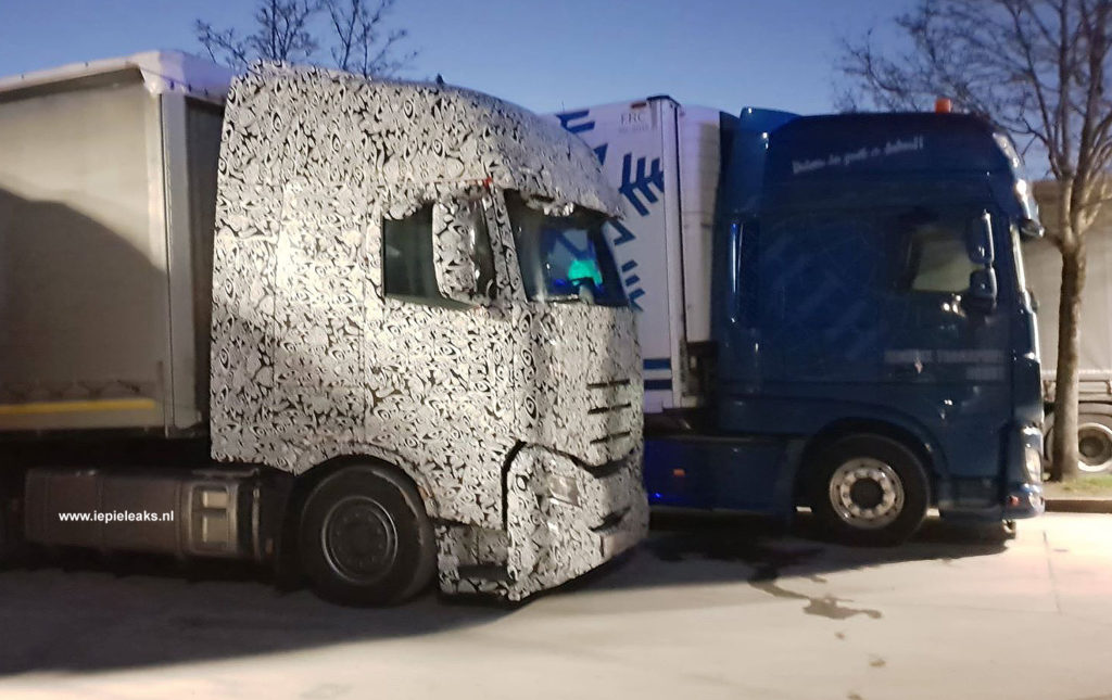 New Iveco Spotted Iepieleaks