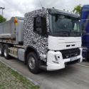 New Volvo FMX on test