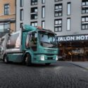 Volvo Trucks alliance with Samsung SDI
