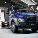 New GAZ models at Comtrans 2019