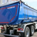 Tipper body with thermal insulation from Schmitz Cargobull