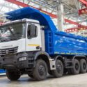Kamaz develops new miningtrucks, this is the first one