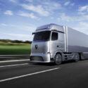 Mercedes-Benz GenH2 Fuel Cell truck