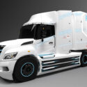Toyota works with Hino on Fuel Cell truck for USA