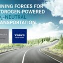 Volvo Group and Daimler Truck AG together in fuel-cell joint venture