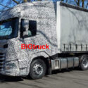 New DAF Space Cab?