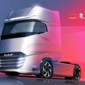 DAF Trucks: testing Hydrogen combustion