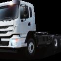 BYD e-trucks for USA